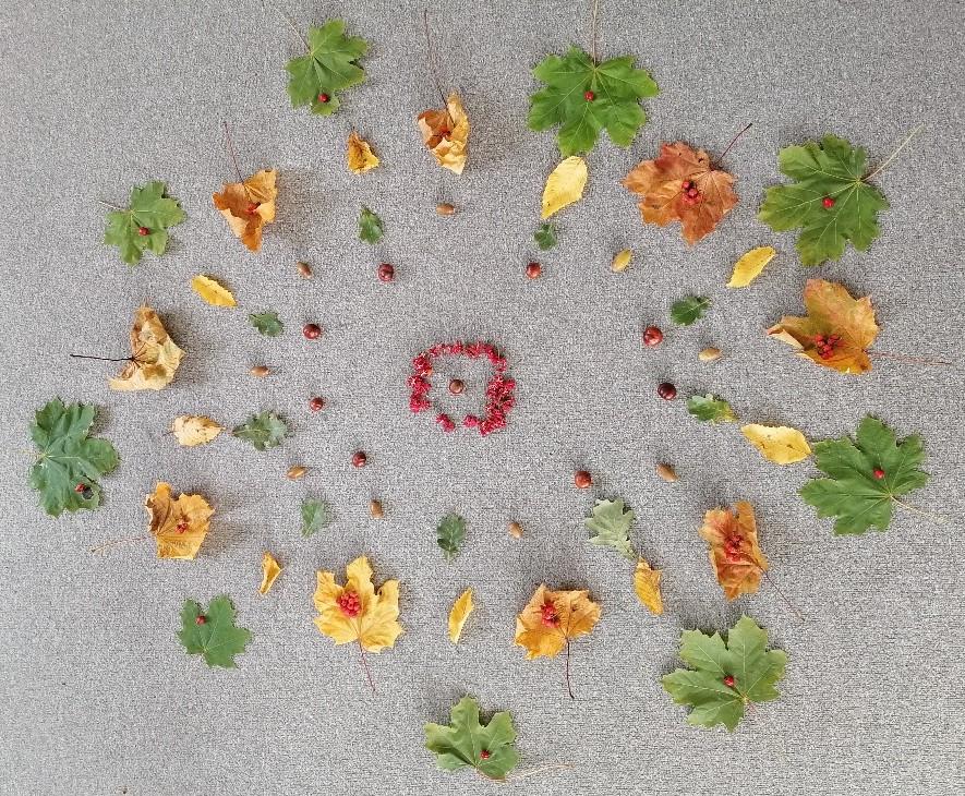 Podzimní mandaly